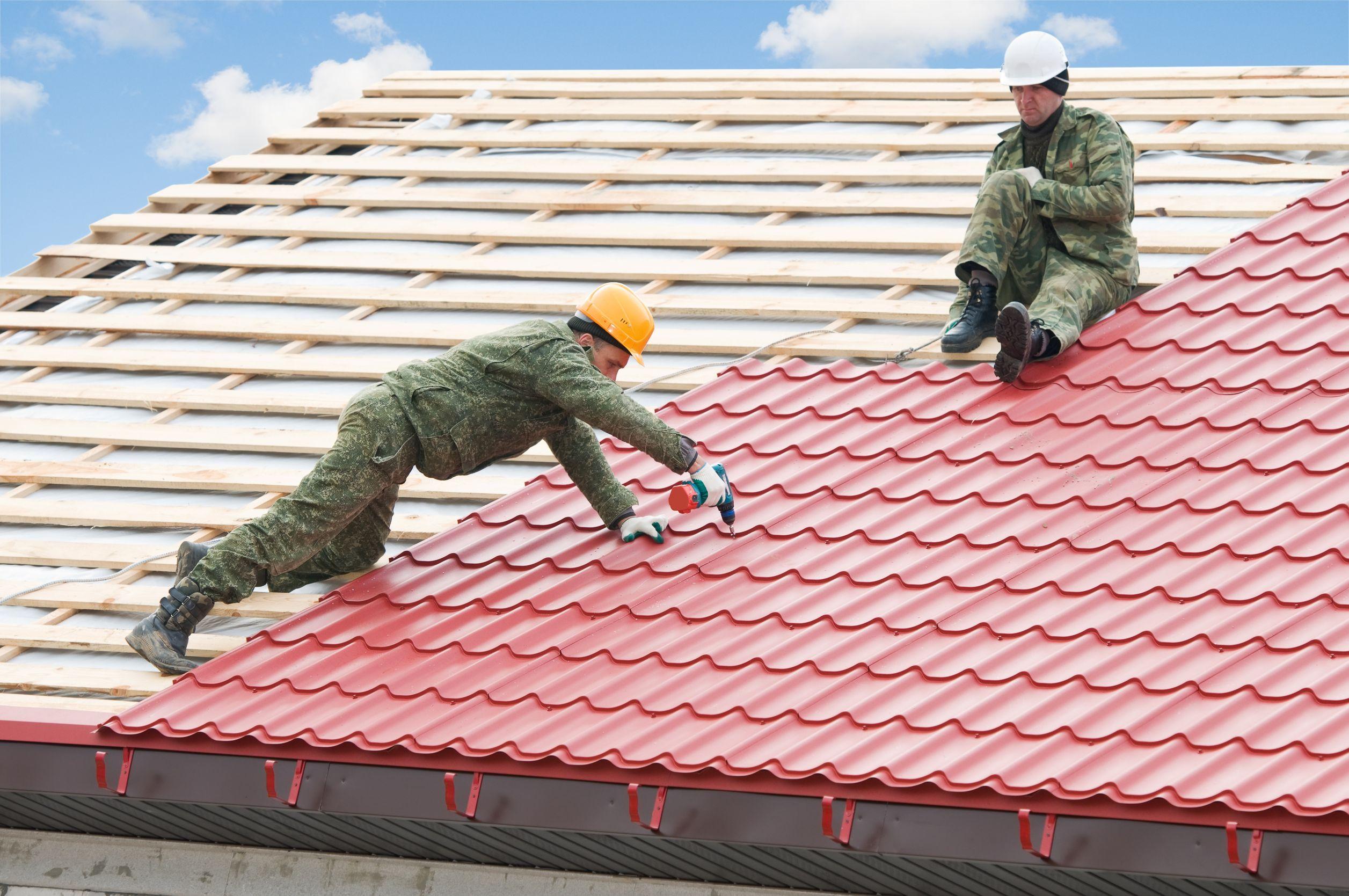 Roof Repair in Ft Worth